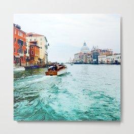 Grand Canal Metal Print