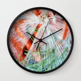 CHOKED - CARROT Wall Clock