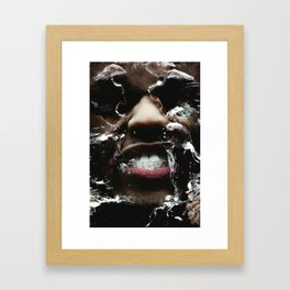 A Gallon a Day #3 Framed Art Print