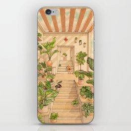 Houseplants iPhone Skin