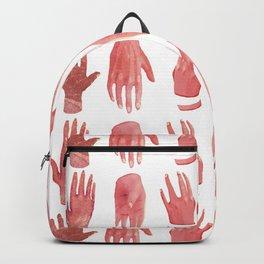 smoth hands Backpack