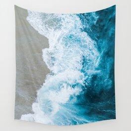 Ocean Overhead Wall Tapestry