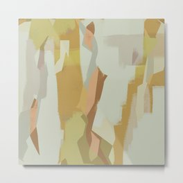Abstract Painting No. 17 Metal Print