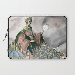 Theodora of Byzantine Laptop Sleeve