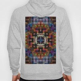 Abstract Mandala Design Hoody