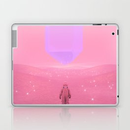 Lost Astronaut Series #03 - Floating Crystal Laptop & iPad Skin