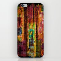 rio iPhone & iPod Skins featuring Rio by FYLLAYTA, surface design,Tina Olsson