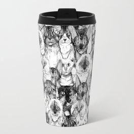 just cats Travel Mug