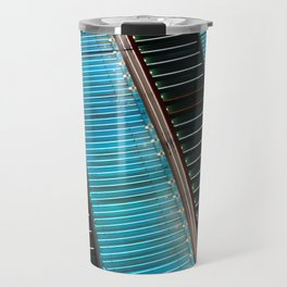 Neon Zoom Travel Mug