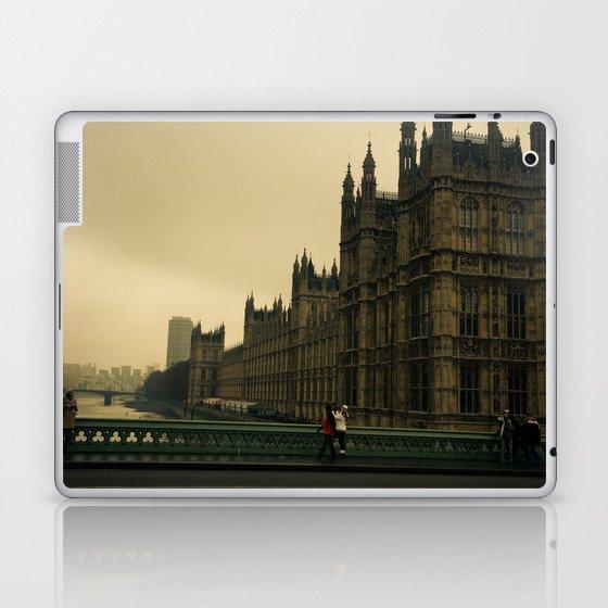 London Fog Laptop & iPad Skin