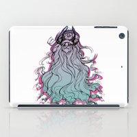 yeti iPad Cases featuring Yeti by Lena Lilen