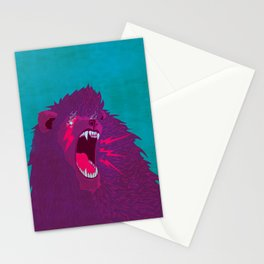 Voice of Thunder Stationery Cards