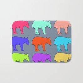 Tapir Party Bath Mat