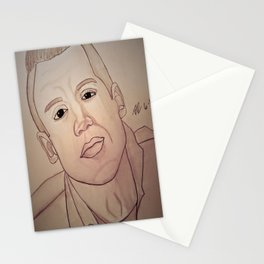 Macklemore by Double R Stationery Cards