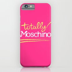 Totally Moschino iPhone 6s Slim Case