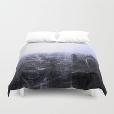 London Old vs New Duvet Cover