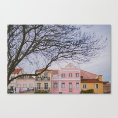 Travel To Lisbon II Canvas Print