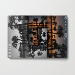 Coronado 360 Metal Print