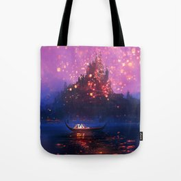 The Lights Tote Bag