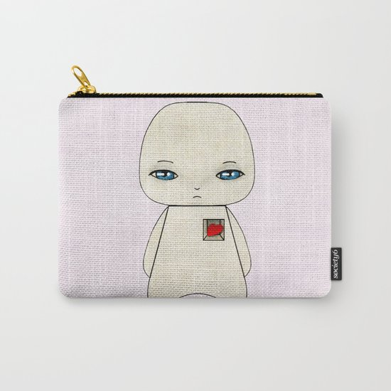 A Boy - Self-portrait 2 Carry-All Pouch