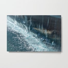 #waterfalls Metal Print