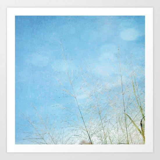November Morning (Color) Art Print