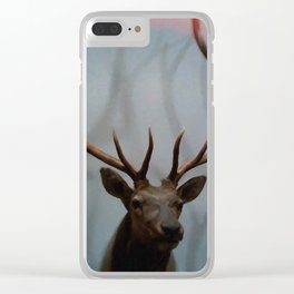 King No More Clear iPhone Case