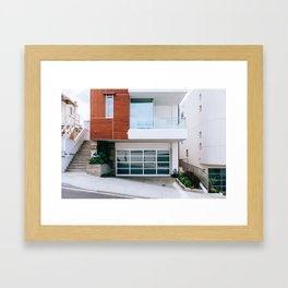 Manhattan Beach - Los Angeles, USA - #14 Framed Art Print