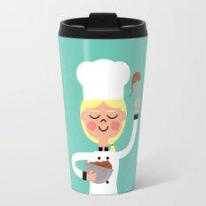 It's Whisk Time! Travel Mug