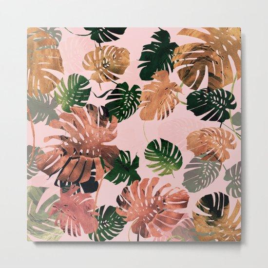 tropical colors Metal Print