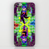 2001 iPhone & iPod Skins featuring 2001 by fo0dnippl3