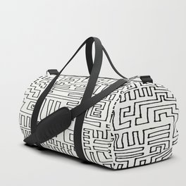 Short Cut Duffle Bag