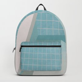 Swimming Pool Summer Backpack