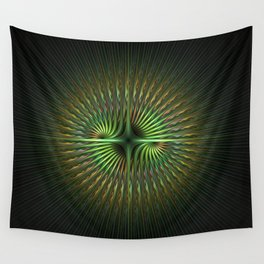 The Simple Beauty of Fractals Wall Tapestry