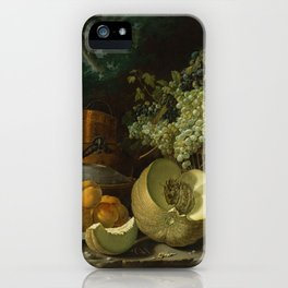 Afternoon Luncheon iPhone Case