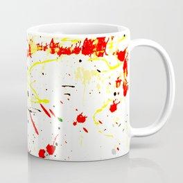 Paint Splatter Coffee Mug