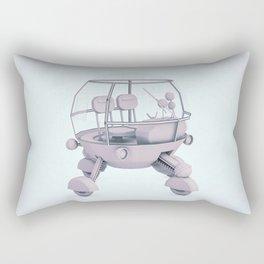 Hip to be square Rectangular Pillow