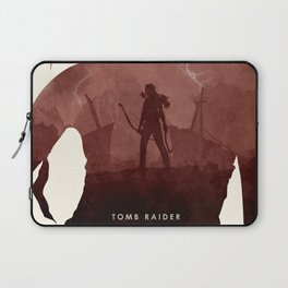 Tomb Raider (II) Laptop Sleeve