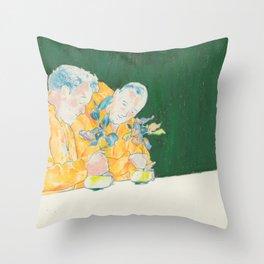 Lou Throw Pillow