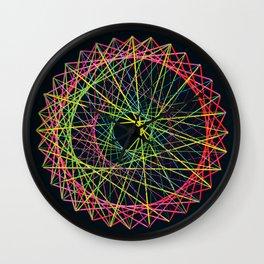 Revolve #1 Wall Clock