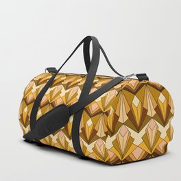 Art Deco meets the 70s Duffle Bag