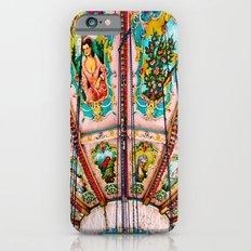 Victorian Carousel Swings Art Detail iPhone 6s Slim Case
