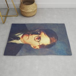 Dmitri Shostakovich, Music Legend Rug