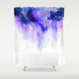 Haze Shower Curtain