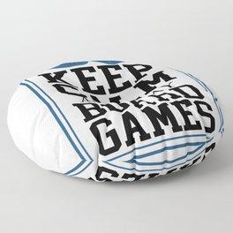 Pen & Paper Board Games Game Night RPG Gift Floor Pillow