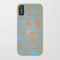 marine iPhone & iPod Cases featuring marine by Maritserg