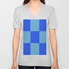 Square Unisex V-Neck