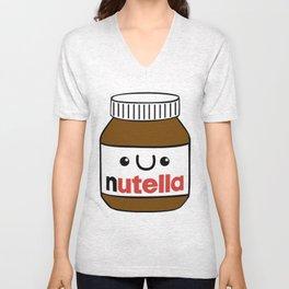 Nutella Monster Unisex V-Neck