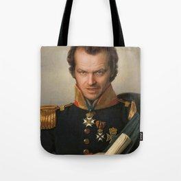 Jack Torrance Portrait Tote Bag