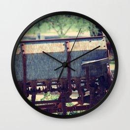 Backbone of America Wall Clock